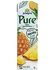 عصير بيور اناناس من جهينه - 1 لتر