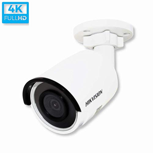 Hikvision DS-2CD2083G0-I 8.0MP 4K UltraHD Exir Bullet Camera IR,