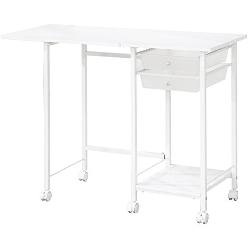 Coaster Home Furnishings Desk Set, White