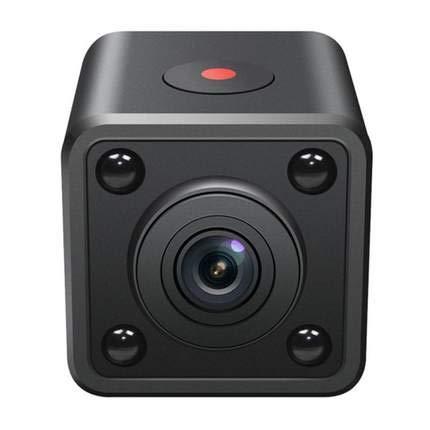 Mini Cámara WiFi - Cámara Espía inalámbrica Oculta con Detección de Movimiento Visión Nocturna, videograbador HD 720P IP con Pantalla Táctil Móvil para ...