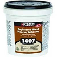 Q.E.P./Roberts 1407-1 Acrylic Latex Adhesive by ROBERTS/Q E P