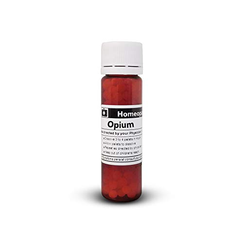 Opium 6C Homeopathic Remedy - 200 Pellets
