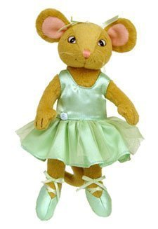 Angelina Ballerina Learn To Dance Alice Plush Mouse Doll By Sababa Toys 9