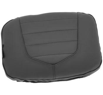 Kuryakyn Removable Luggage Backrest Pad Black