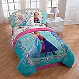 Frozen Springtime Floral Twin/Full Comforter and Twin Sheets hot new design!