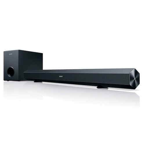 Sony HT-CT60BT 2.1 Channel 60W Bluetooth Soundbar w/Subwoofer NFC for HDTV (Certified Refurbished)