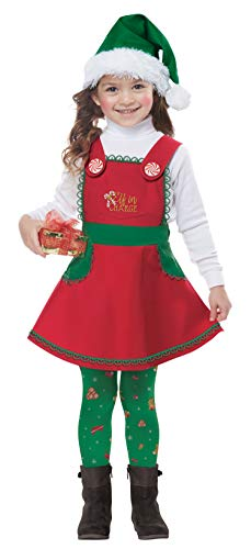 Elf Toddler - Elf in Charge - Toddler Costume