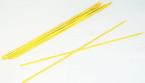 Kitchen Essentials 100 Disposable BBQ Bamboo Skewers