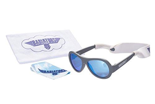 Babiators Gift Set: Original Sunglasses  + Ready to Fly Acce