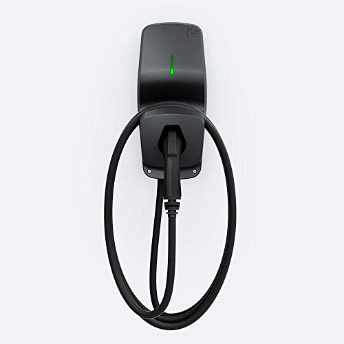 FLO Home X5 Carbon - Level 2 Electric Vehicle (EV) Smart Charging Station - 240 Volt, 30 Amp - Safety Certified - 25 ft Cable - Indoor or Outdoor - 5-Yrs Warranty - NEMA 6-50 Included by FLO (Image #2)