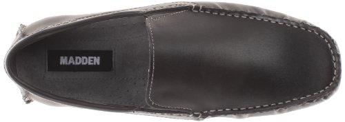 Steve Madden Navy Slip-on Loafer Black Las Fechas De Publicación Venta Moda En Línea Para La Venta Compras Para El Precio Barato KmzSOT8VS