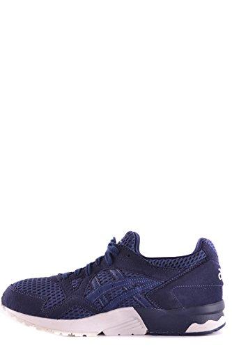 Baskets Asics Pour Homme Mcbi028030o Bleu Tissu