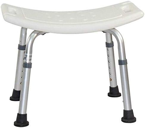 ZJN-JN Ältere Bad Stuhl Duschstuhl Badhocker Schlüpfen Ältere Behinderte Bad Stuhl Schwangere Frauen Bad Hocker Bad Hocker, Badezimmer Bad Rollstühle