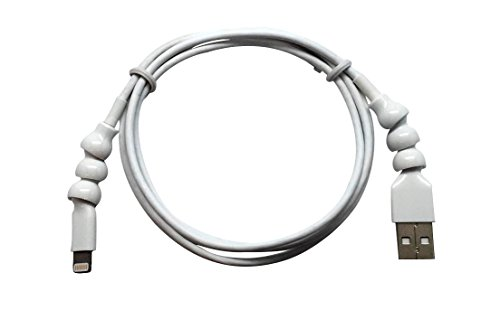 Snakable Armored Apple MFI Lightning to USB Cable