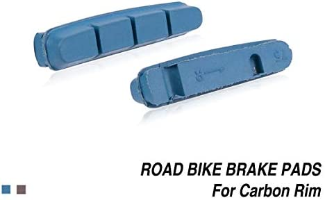 1 Pair brake pad Lightweight Composite materials brake shoes for carbon rims