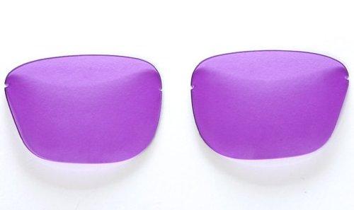Shooting Glasses Vermilion Lenses - Randolph Ranger - Classic - Standard Lenses (Dark Purple PC, 68mm)
