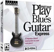 Instant Play Blues Guitar ()