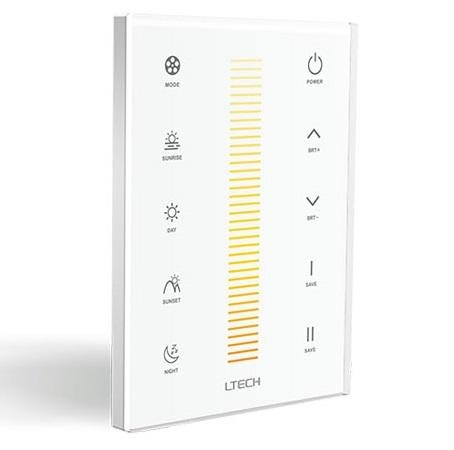 UX2 CCT Wall Mounted Touch Panel Controller by W4S Controllers