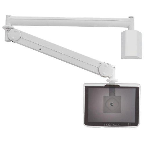 Cotytech Wandhalterung für LCD Monitor Arm mit langen MW-M13P