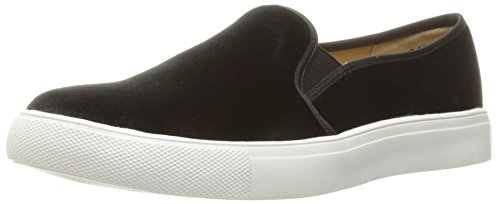 Dirty Laundry by Chinese Laundry Women's Franklin Rich Vel Fashion Sneaker, Black, 8 M US
