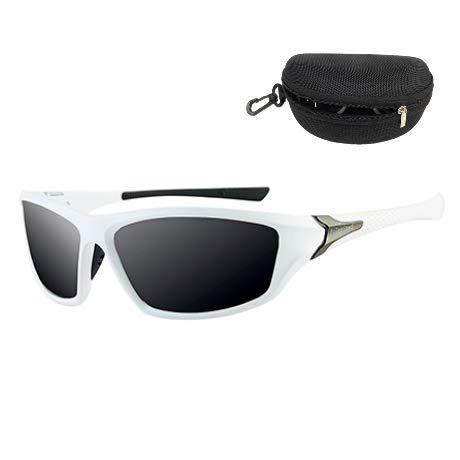 Flybiz Gafas de sol Polarizadas Para Hombres y Mujeres UV400 Protection, Aptos para Conducir, Pescar e Ir en bicicleta, Montura Envolvente Cómoda, ...