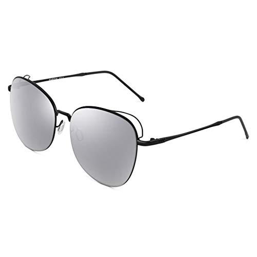de Lunettes à C Nylon soleil Des Sport A Metal de à New Grande Soleil Couleur Miroir lunettes Monture lentille Femme en B0v8vq4