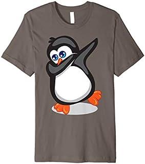 Penguin Dabbing    Funny Sea Birds Dancing  Gift T-shirt   Size S - 5XL