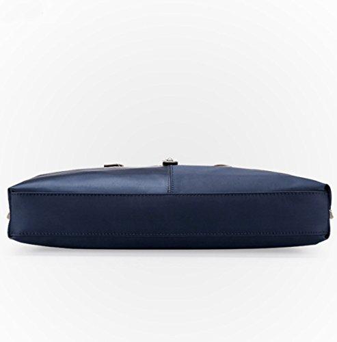 Bolso Oxford Tela Cartera Blue1 Hombres Handcarry Textura La De Del Los La De Manera Ocasionales p1c8PWW6O