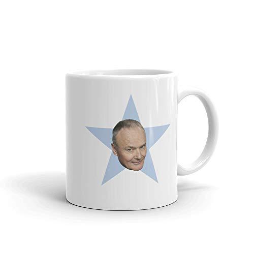 The Office Creed Star White Mug - 11 oz.
