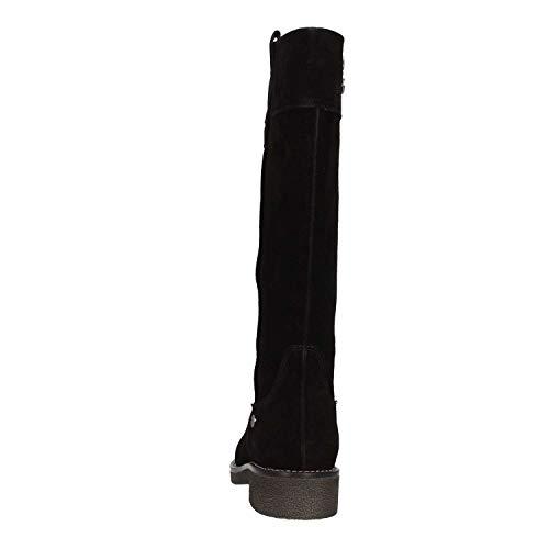 36 Black Polo Stivale 4154w8 Donna ITvfv1
