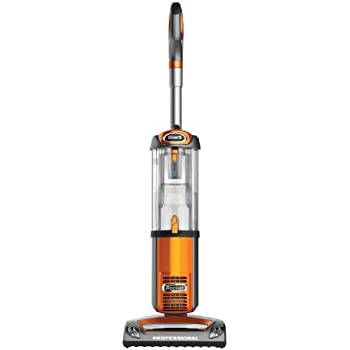 Shark Rocket Professional Upright Vacuum, Gray and Orange (NV480)