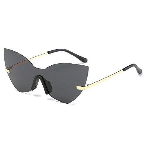 Sunglasses Men Hiking Sun Glasses Grey Color Brand Design - 2