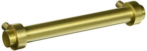 Allied Brass 402-RP-BBR 18 Inch Refrigerator Pull, 18