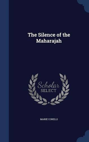 book cover of Silence of the Maharajah