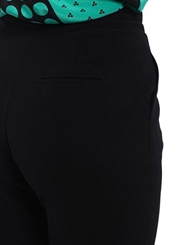 PAOLO FIORILLO CAPRI Pantaloni della Tuta Neri in Cady Nero 16822531