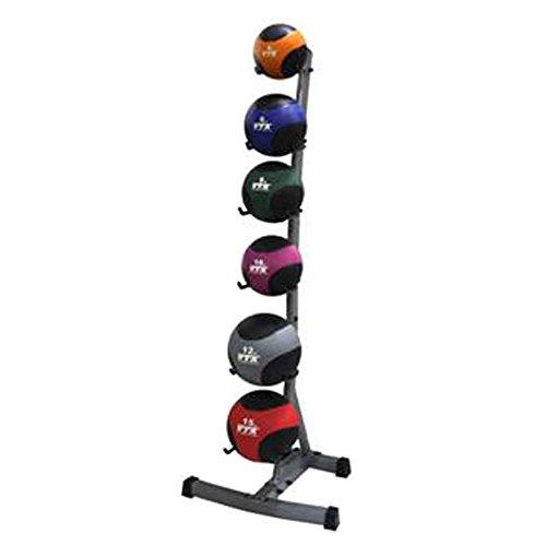 VTX by Troy Barbell Medicine Ball Rack by VTX