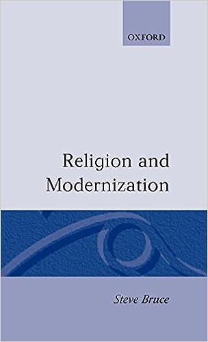 modernization thesis