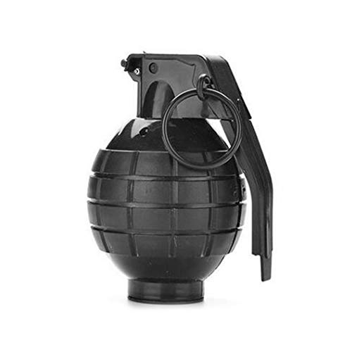 Peoyebo Durable Grenade Toys, Ammo Game Bomb Launcher Blast Replica Military for Army Battle Games Sounds Just Like The Real Grenades