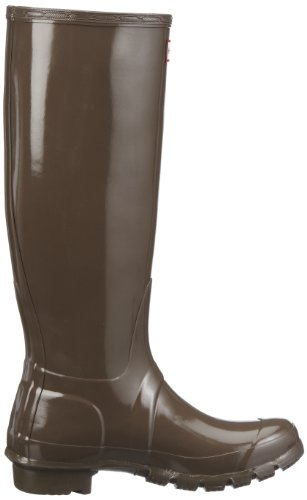 Boots Gloss Cocoa Hunter Women's Rain Original qIwzYB