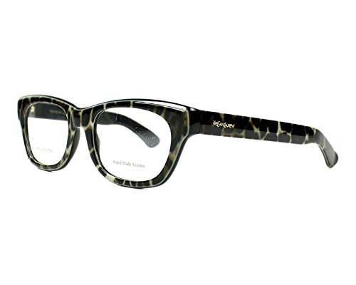 Yves Saint Laurent 2321 Eyeglasses-0YXO Black Panther-52mm