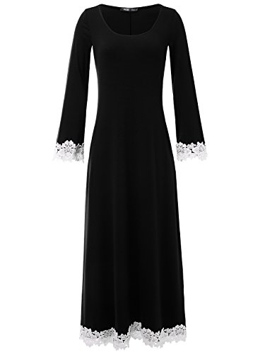long black going out dresses - 6