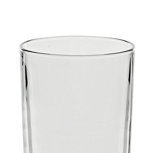 Drinking Glass, water glass ''Laguna Spirits'' 300ml, transparent, modern style, glass (GERMAN CRYSTAL powered by CRISTALICA) by CRISTALICA (Image #2)