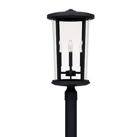 Amazon.com: Capital Lighting 926743BK Howell - Lámpara de ...