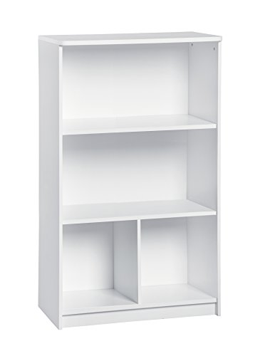 ClosetMaid 1497 KidSpace 3-Tier Vertical Storage Shelf, White ()