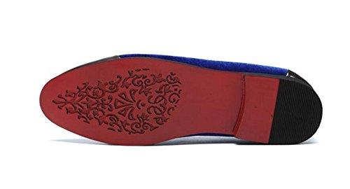 Sandales Koyi Hommes Bean Nouveau Chaussures D'été Respirant Personnalité Chaussures Black Suede Mode rFnq8rW1