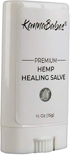 KannaBabes Premium Full Spectrum Hemp Oil Healing Salve Roll On ()