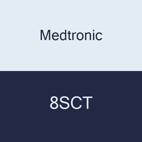 Covidien 8SCT Tracheostomy Tube, Single-Cannula, Adult, 89 mm Length, Size 8.0