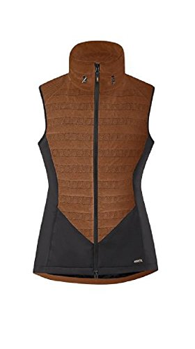 Kerrits On Track Riding Vest Dark Acorn Size: 1X
