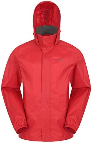 Mountain Warehouse Pakka Mens Waterproof Rain Pants