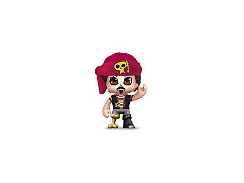 para ni/ños y ni/ñas a partir de 4 a 8 a/ños, Pinypon Action Piratas pack 2 figuras con accesorios Famosa 700015644